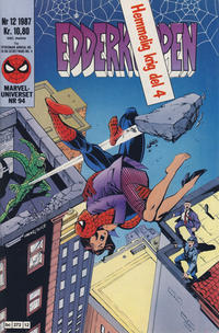 Cover Thumbnail for Edderkoppen (Semic, 1984 series) #12/1987