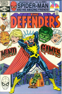 Cover Thumbnail for The Defenders (Marvel, 1972 series) #102 [Direct]