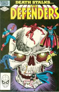 Cover Thumbnail for The Defenders (Marvel, 1972 series) #107 [Direct]