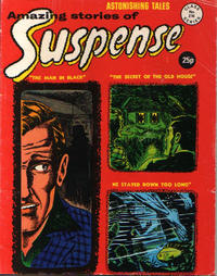 Cover Thumbnail for Amazing Stories of Suspense (Alan Class, 1963 series) #218