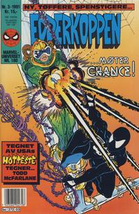 Cover Thumbnail for Edderkoppen (Semic, 1984 series) #3/1991