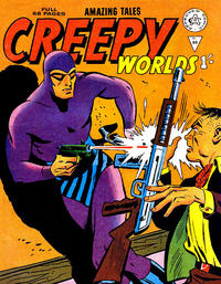 Cover Thumbnail for Creepy Worlds (Alan Class, 1962 series) #89