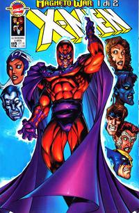 Cover Thumbnail for Gli Incredibili X-Men (Marvel Italia, 1994 series) #112