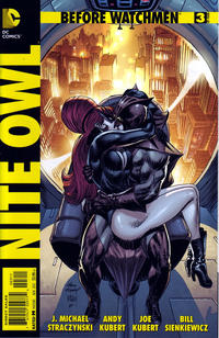 Cover Thumbnail for Before Watchmen: Nite Owl (DC, 2012 series) #3