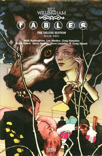 Cover for Fables: The Deluxe Edition (DC, 2009 series) #2