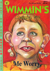 Cover Thumbnail for Wimmin's Comix (Rip Off Press, 1992 series) #17
