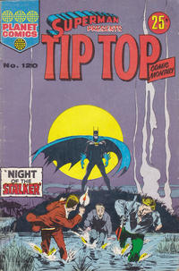 Cover Thumbnail for Superman Presents Tip Top Comic Monthly (K. G. Murray, 1965 series) #120