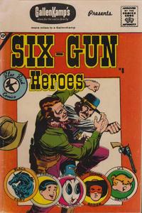 Cover Thumbnail for Six-Gun Heroes (Charlton, 1959 series) #8 [Gallenkamp's]