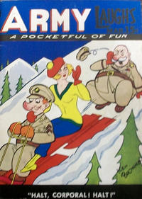 Cover Thumbnail for Army Laughs (Prize, 1941 series) #v4#12