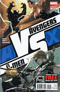 Cover Thumbnail for AVX Vs (Marvel, 2012 series) #5