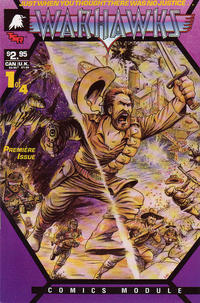 Cover Thumbnail for Warhawks Comics Module (TSR, 1990 series) #1