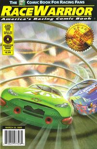 Cover Thumbnail for RaceWarrior (Custom Comics of America, Inc., 2000 series) #4