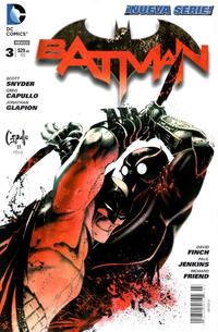 Cover Thumbnail for Batman (Editorial Televisa, 2012 series) #3