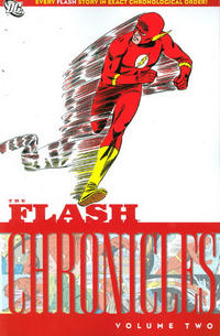 Cover Thumbnail for The Flash Chronicles (DC, 2009 series) #2