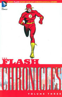 Cover Thumbnail for The Flash Chronicles (DC, 2009 series) #3