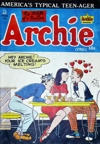 Cover Thumbnail for Archie Comics (Bell Features, 1948 series) #32
