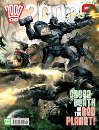Cover Thumbnail for 2000 AD (Rebellion, 2001 series) #1801