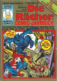 Cover Thumbnail for Condor Superhelden Taschenbuch (Condor, 1978 series) #15