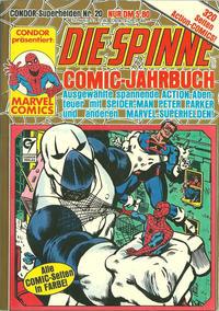 Cover Thumbnail for Condor Superhelden Taschenbuch (Condor, 1978 series) #20