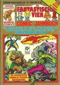 Cover Thumbnail for Condor Superhelden Taschenbuch (Condor, 1978 series) #19