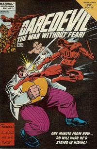 Cover Thumbnail for Daredevil (Federal, 1983 series) #6