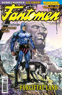 Cover Thumbnail for Fantomen (Egmont, 1997 series) #14-15/2012