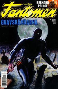 Cover Thumbnail for Fantomen (Egmont, 1997 series) #13/2012