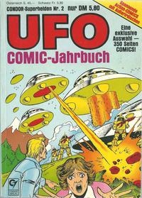 Cover Thumbnail for Condor Superhelden Taschenbuch (Condor, 1978 series) #2