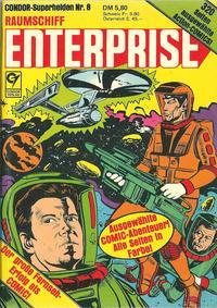 Cover Thumbnail for Condor Superhelden Taschenbuch (Condor, 1978 series) #8