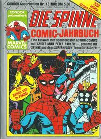 Cover Thumbnail for Condor Superhelden Taschenbuch (Condor, 1978 series) #13