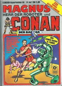 Cover Thumbnail for Condor Superhelden Taschenbuch (Condor, 1978 series) #14