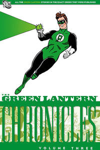 Cover Thumbnail for The Green Lantern Chronicles (DC, 2009 series) #3