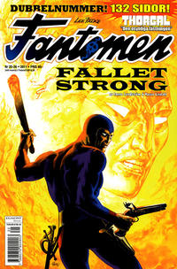 Cover Thumbnail for Fantomen (Egmont, 1997 series) #25-26/2011