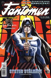 Cover Thumbnail for Fantomen (Egmont, 1997 series) #10/2011