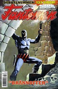 Cover Thumbnail for Fantomen (Egmont, 1997 series) #2-3/2012