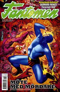 Cover Thumbnail for Fantomen (Egmont, 1997 series) #18/2011