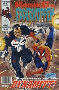 Cover Thumbnail for Edderkoppen (Semic, 1984 series) #9/1992
