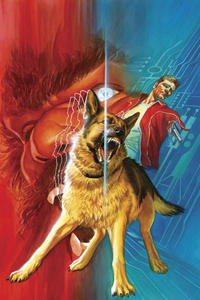 Cover Thumbnail for Bionic Man (Dynamite Entertainment, 2011 series) #13 [Virgin art variant]