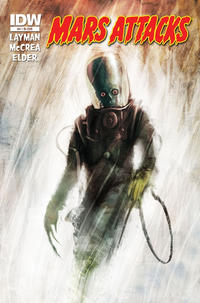 Cover Thumbnail for Mars Attacks (IDW, 2012 series) #4 [Retailer Incentive]
