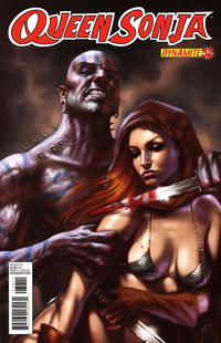 Cover Thumbnail for Queen Sonja (Dynamite Entertainment, 2009 series) #32