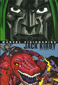 Cover Thumbnail for Marvel Visionaries: Jack Kirby (Marvel, 2004 series) #2