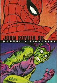 Cover Thumbnail for Marvel Visionaries: John Romita Sr. (Marvel, 2005 series)
