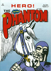 Cover Thumbnail for The Phantom (Frew Publications, 1948 series) #1554