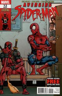 Cover Thumbnail for Avenging Spider-Man (Marvel, 2012 series) #12