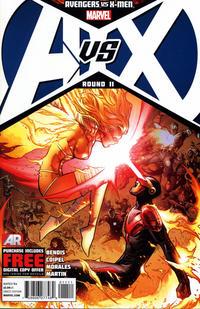 Cover Thumbnail for Avengers vs. X-Men (Marvel, 2012 series) #11