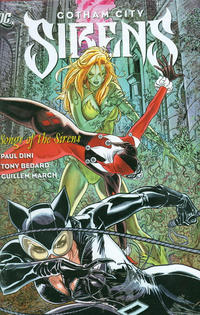 Cover Thumbnail for Gotham City Sirens: Songs of the Sirens (DC, 2011 series)