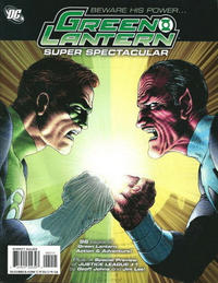 Cover Thumbnail for Green Lantern Super Spectacular (DC, 2011 series) #2 [Direct Sales]