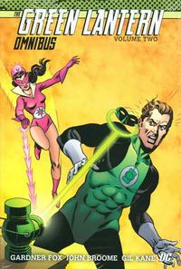 Cover Thumbnail for Green Lantern Omnibus (DC, 2010 series) #2