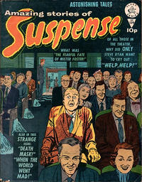 Cover Thumbnail for Amazing Stories of Suspense (Alan Class, 1963 series) #139