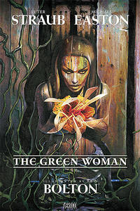 Cover Thumbnail for The Green Woman (DC, 2010 series)